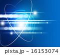 ネットワーク テクノロジー 背景のイラスト 16153074