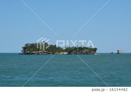 松島・舟入島とカラカイ島 16154482