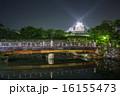 姫路城 白鷺城 桜門橋の写真 16155473