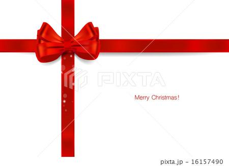 Christmas background gift bow and shiny ribbon vector illustra gift bow and shiny ribbon vector illustra negle Image collections