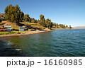 タキーレ島 チチカカ湖 ペルーの写真 16160985