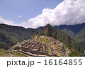 マチュピチュ ペルー 世界遺産の写真 16164855