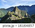 マチュピチュ ペルー 世界遺産の写真 16164857