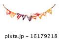 ガーランド 秋色 16179218