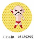 お面 マスク 面のイラスト 16189295