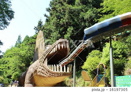 わんぱく王国 恐竜の滑り台 16197305