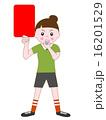 サッカーの審判 16201529