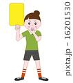 サッカーの審判 16201530
