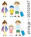 家族旅行 夏 16202047