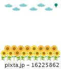 ベクター 枠 背景のイラスト 16225862