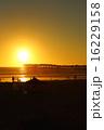 サンディエゴ パシフィック・ビーチのサンセット 16229158