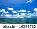 沖縄のビーチ・西原きらきらビーチ 16236782