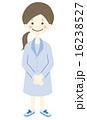 薬剤師 人物 笑顔のイラスト 16238527