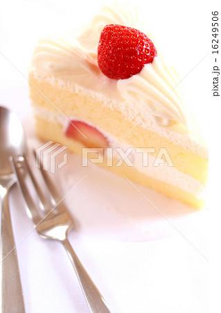ショートケーキ 16249506
