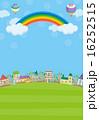 イラスト ベクター 虹のイラスト 16252515