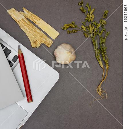 Herbal Medicine Healthy  Healthcare and Medicine.の写真素材 [16253668] - PIXTA
