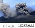 噴火 火口 噴煙の写真 16253988