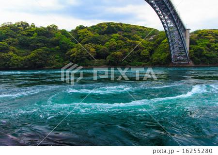 西海橋のうず潮 16255280