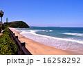 玄界灘 海 砂浜の写真 16258292