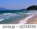 玄界灘 海 砂浜の写真 16258294