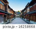 金沢 ひがし茶屋街 16258668
