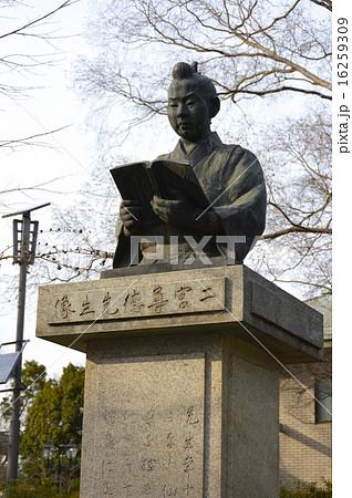 二宮尊徳先生像(京都府立図書館前/京都市左京区岡崎) 16259309