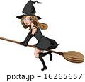 魔女 コスプレ ベクターのイラスト 16265657