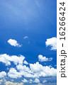 爽やか 青 雲の写真 16266424