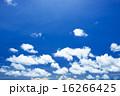 爽やか 青 雲の写真 16266425