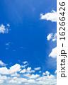 爽やか 青 雲の写真 16266426
