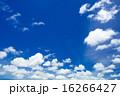 爽やか 青 雲の写真 16266427