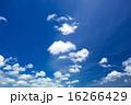 爽やか 青 雲の写真 16266429