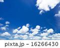爽やか 青 雲の写真 16266430