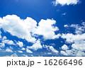爽やか 青 雲の写真 16266496
