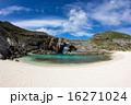 小笠原諸島 南島 扇池の写真 16271024