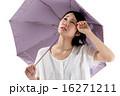 熱中症 ポートレート 女性の写真 16271211