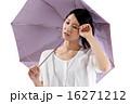 熱中症 ポートレート 女性の写真 16271212