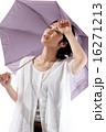熱中症 ポートレート 女性の写真 16271213