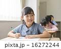 小学校 小学生 子供の写真 16272244