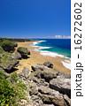 岬 沖縄 海の写真 16272602