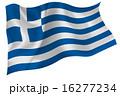 ギリシャ  国旗 旗 16277234