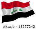 イラク  国旗 旗 16277242