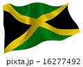ジャマイカ 国旗 旗 16277492