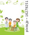 医療 車椅子 福祉のイラスト 16279251