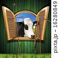 家畜 農業 農耕のイラスト 16280849