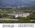 秋田県大仙市 玉川を渡る秋田新幹線E6系 16285592