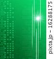 テクノロジー 素材 デジタルのイラスト 16288175