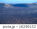 伊豆大島 三原山 火山の写真 16290152