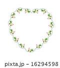 花びらのハート 16294598