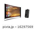 4k スティック型pc パソコンのイラスト 16297569